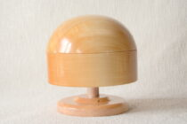 milliners hat block with stand