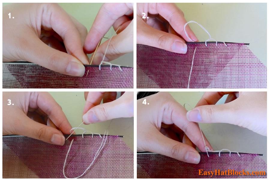 millinery stitch