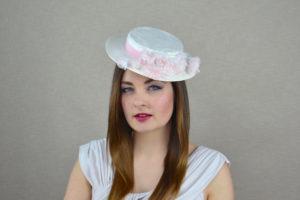 Mini boater hat block set 17